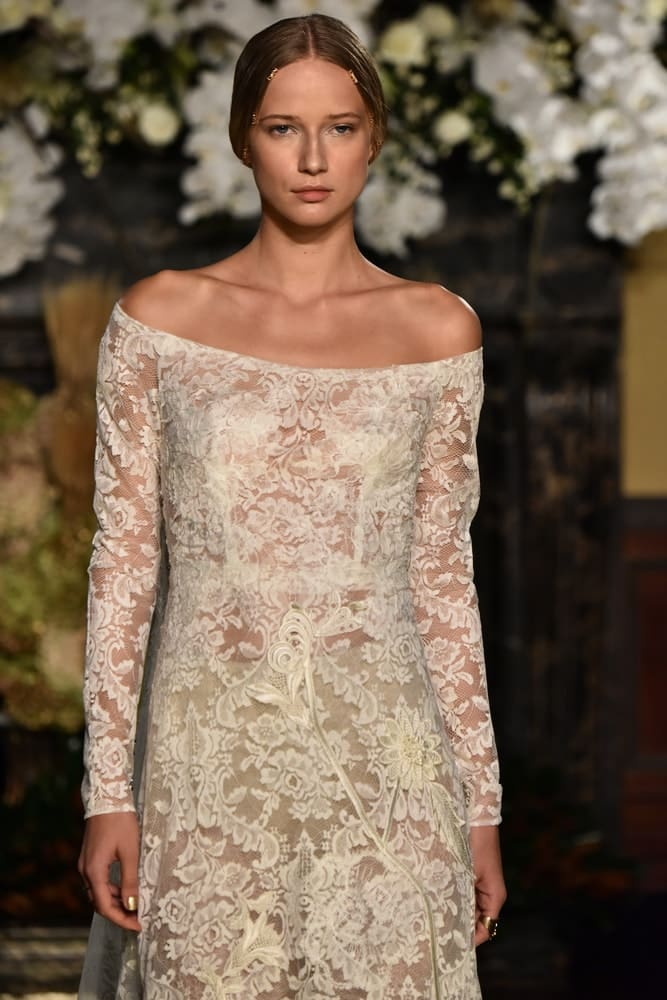 long sleeve wedding dresses 2017