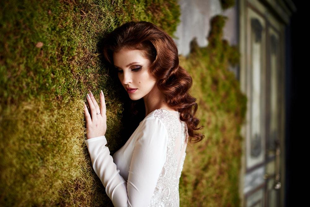 5 Long Sleeve Wedding Dresses For Her