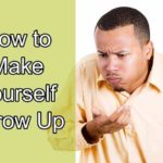 Top 10 Ways For How To Make Yourself Throw Up