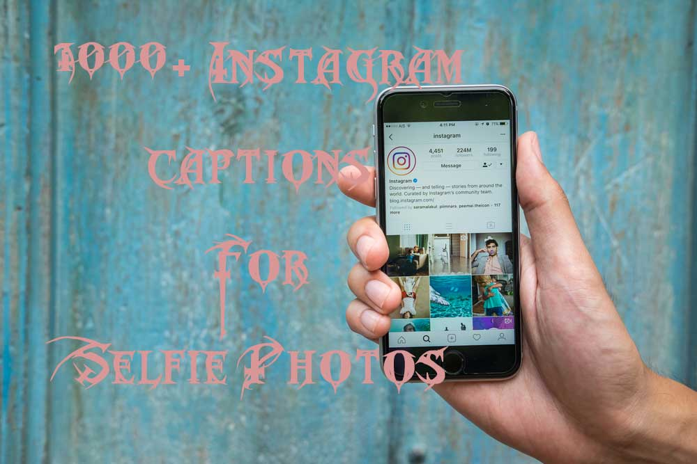 Instagram-Captions-for-Selfie