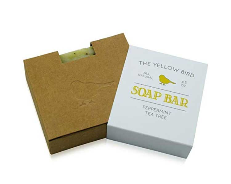 Yellow Bird Soap