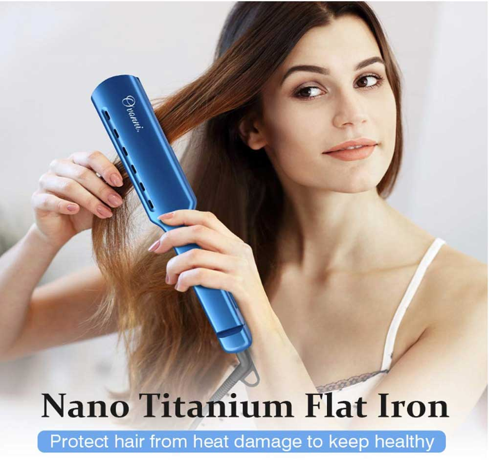 9 Best Flat Iron For Fine Hair [Review 2020]