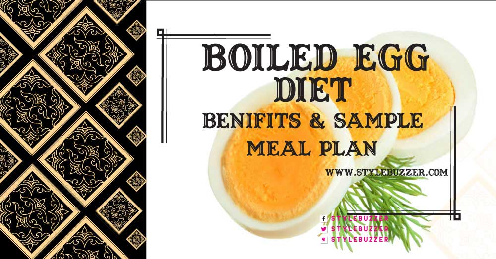 Boiled Egg Diet: Benefits and Sample Meal Plan