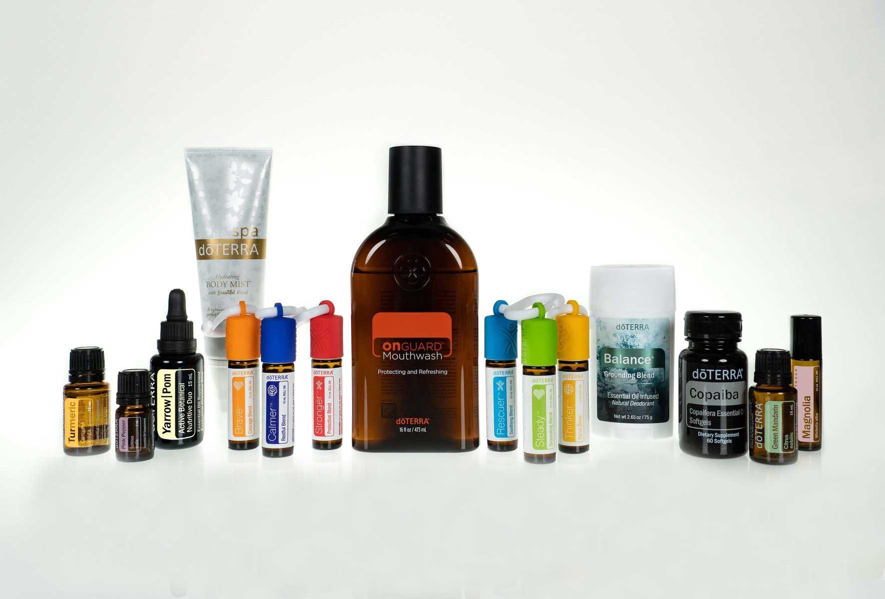 Best-Dōterra-Essential-Oils-list