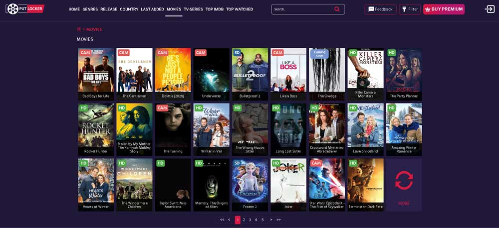 Top 10 Amazing Sites Like Losmovies Platform