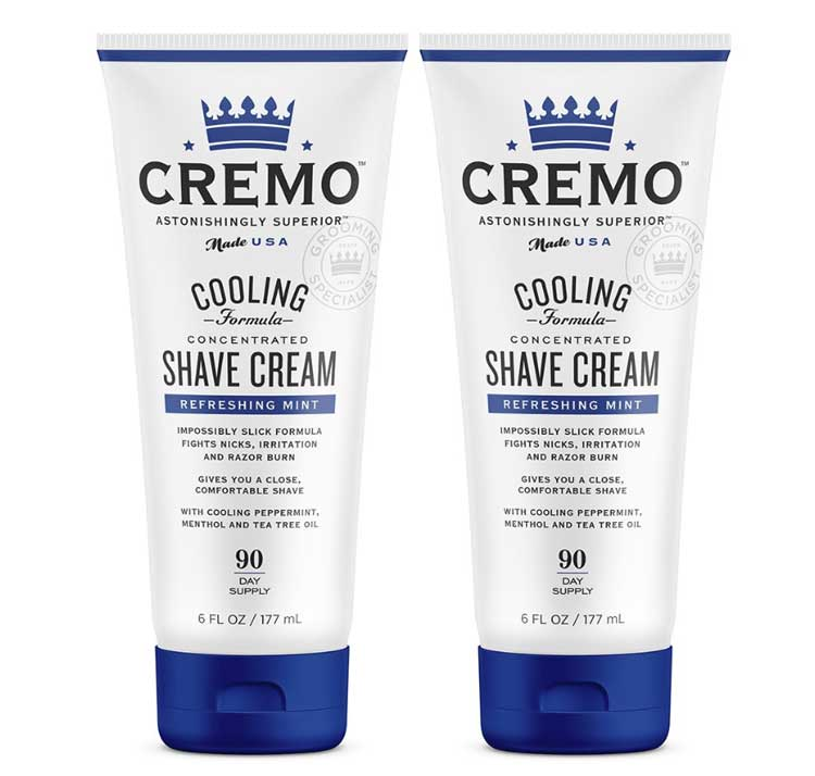 Best Shaving Creams for Wet Electric Shaver