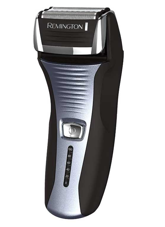 remington black man shaver