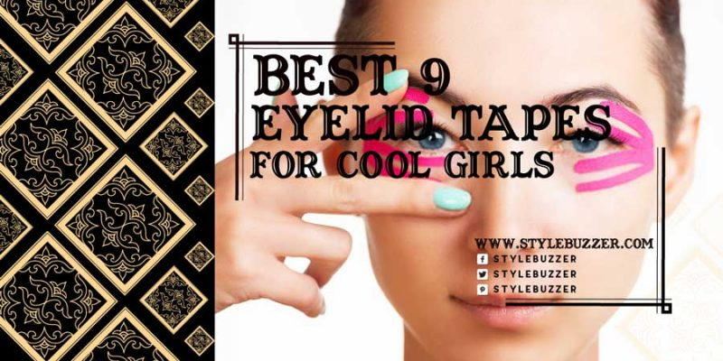 best Eyelid Tapes