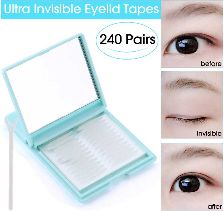 Ultra-Invisible-Fiber-One-Side-Eyelid-Tape-For-Droopy-Eye