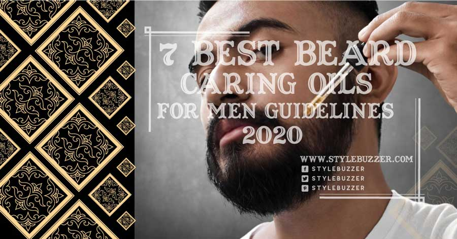 Effective 7 Best Beard Caring Oils for Black Men Guidelines 2021