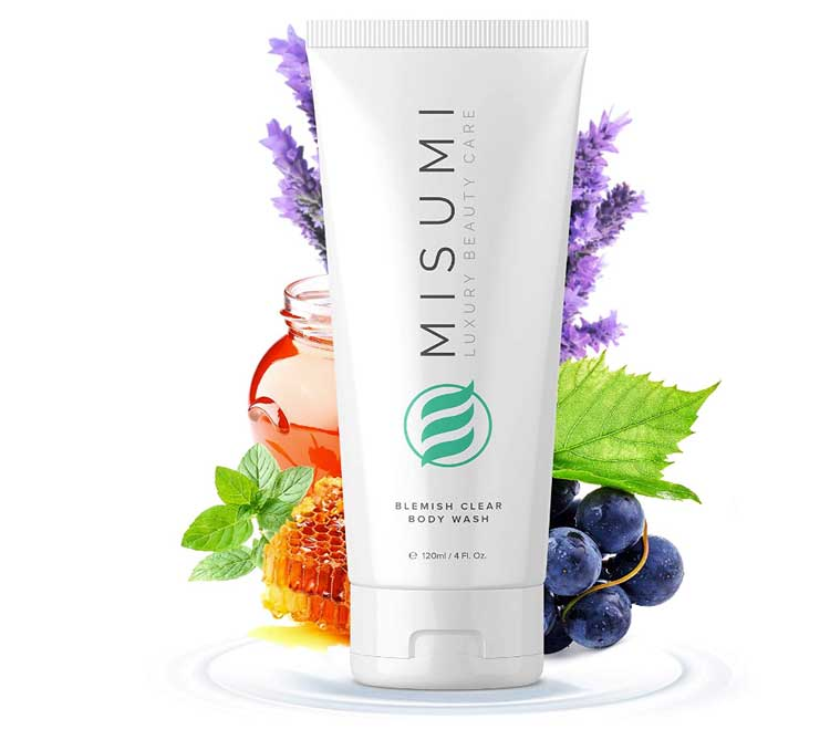 Misumi-Acne-Body-Wash