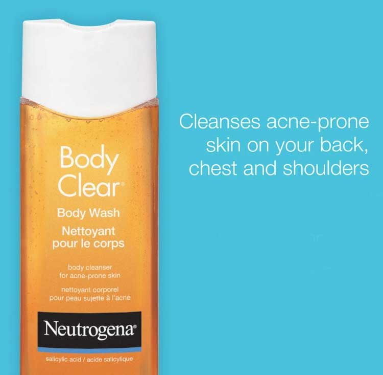 13 Best Body Wash For Keratosis Pilaris