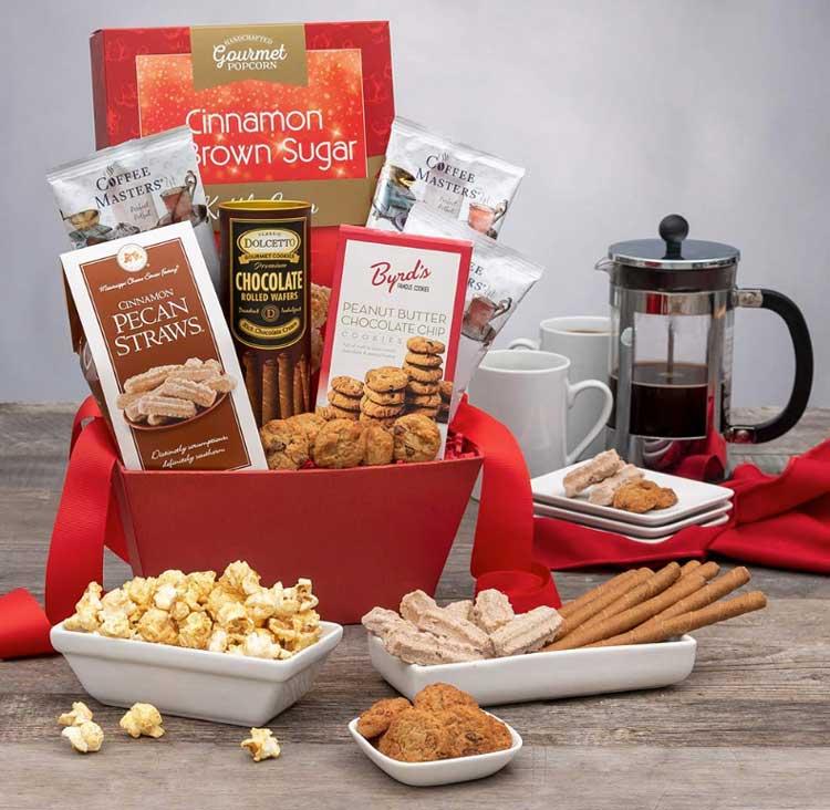 Coffee-Break-Gift-Basket