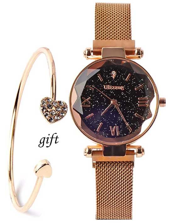 Luxury-Women-Watch-with-Starry-Sky-Dial