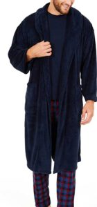 Nautica-Men's-Plush-Robe