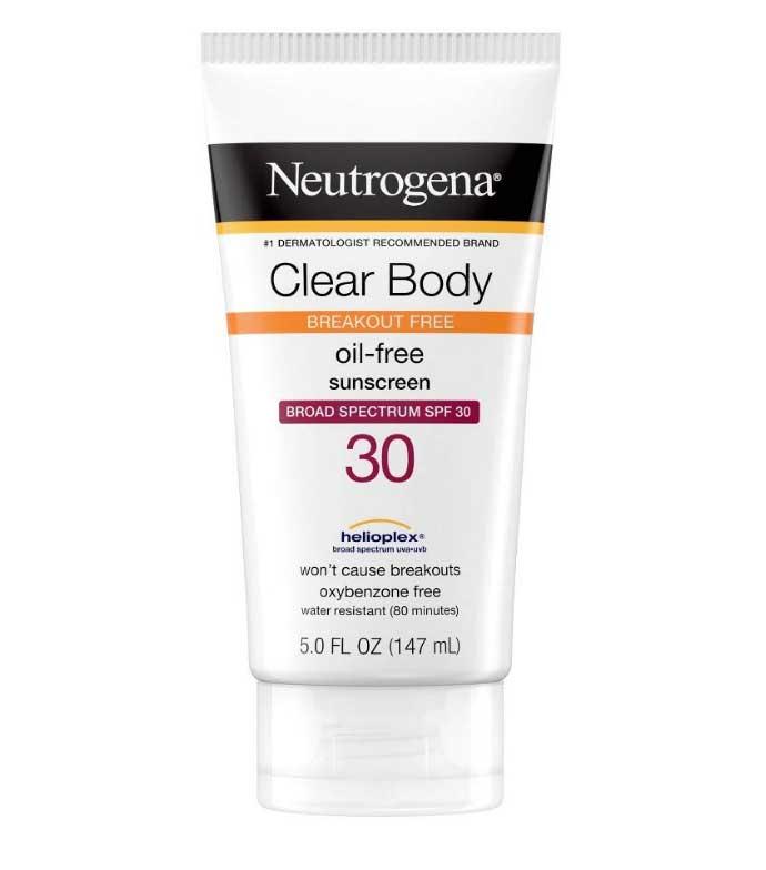 neutrogena ultra sheer spf 30