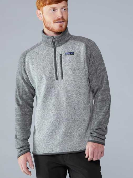 Patagonia-Better-Sweater-Quarter-Zip-Fleece