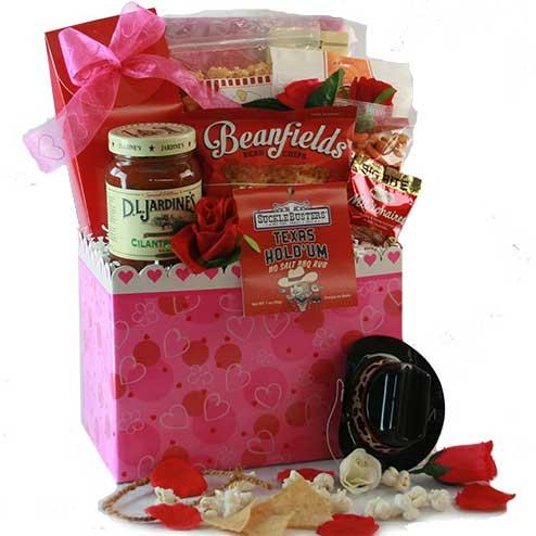 Valentine's Day Baskets for Him