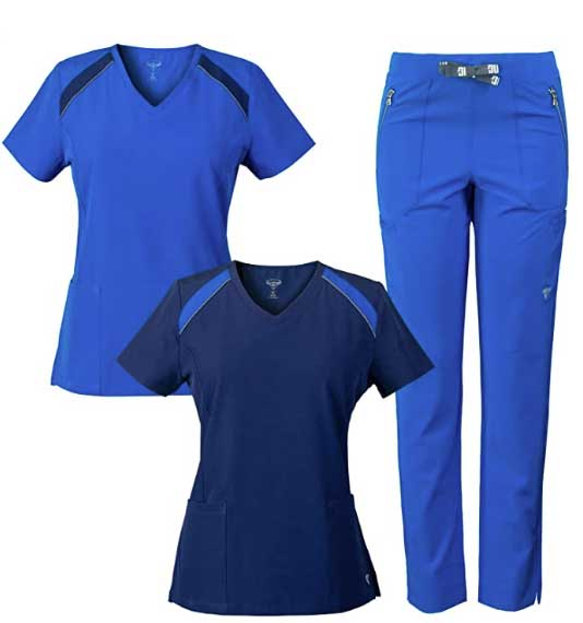 Medgear-women's-scrub-tops