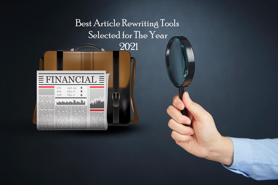 Top Benefits of Using an Article Spinner
