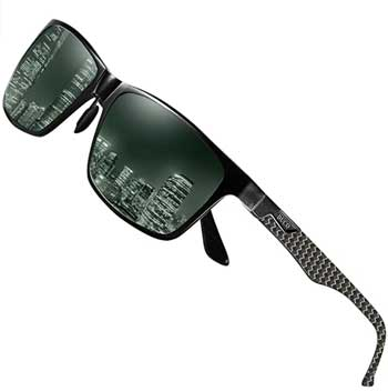 DUCO-Carbon-Polarized-Sunglasses